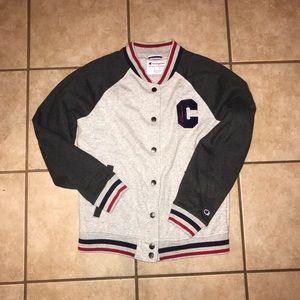 Champion varsity jacket size small